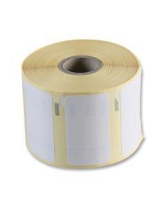 Afwasbare horeca Etiketten 57x32mm (20 rollen)