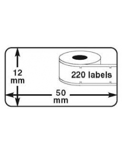 Dymo compatible labels Type 99017