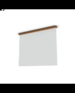 Beschermingspaneel Toonbank Hangend B80 x H100 cm